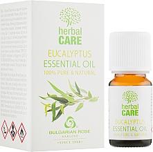 """Voňavky, Parfémy, kozmetika Éterický olej """"Eukalypt"""" - Bulgarian Rose Eucalyptus Essential Oil"""