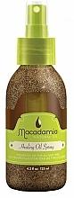 """Voňavky, Parfémy, kozmetika Sprej obnovujúci """"Argan a Macadamia"""" - Macadamia Natural Oil Healing Oil Treatment"""