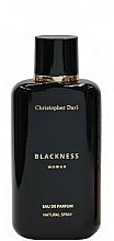 Voňavky, Parfémy, kozmetika Christopher Dark Blackness - Parfumovaná voda