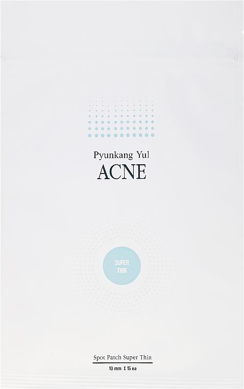 Náplasti od výražok - Pyunkang Yul Acne Spot Patch Super Thin