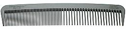 Voňavky, Parfémy, kozmetika Hrebeň na vlasy - Chicago Comb Co CHICA-6-CF Model № 6 Carbon Fiber