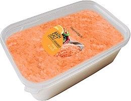 """Voňavky, Parfémy, kozmetika Kúpeľová soľ, veľké granule """"Pomaranč a čili"""" - Organique Bath Salt Orange & Chili"""