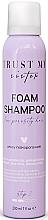 Voňavky, Parfémy, kozmetika Penivý šampón na vlasy s nízkou pórovitosťou - Trust My Sister Low Porosity Hair Foam Shampoo