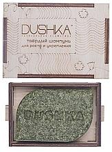 Voňavky, Parfémy, kozmetika Tuhý mini šampón na posilnenie a rast vlasov - Dushka