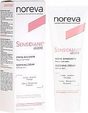 Voňavky, Parfémy, kozmetika Krém na tvár s ľahkou textúrou - Noreva Laboratoires Sensidiane Legere Soothing Cream Normal Skin