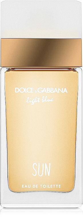 Dolce&Gabbana Light Blue Sun Pour Femme - Toaletná voda