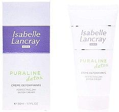 Voňavky, Parfémy, kozmetika Krém na tvár - Isabelle Lancray Puraline Detox Cream