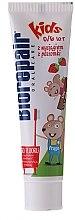 """Voňavky, Parfémy, kozmetika Detská zubná pasta """"Veselá myš"""" - BioRepair Junior Topo Gigio Cartoon"""