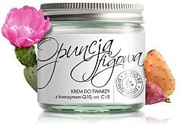 Voňavky, Parfémy, kozmetika Krém proti starnutiu na tvár s pichľavou hruškou - E-Fiore Face Cream