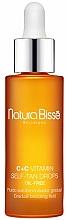 Voňavky, Parfémy, kozmetika Samoopaľovací prípravok - Natura Bisse C+C Vitamin Self-Tan Drops