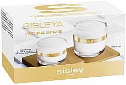 Voňavky, Parfémy, kozmetika Sada - Sisley L'Integral Anti-Age Face-Eye Set (f/cr/50ml + lip/eye/cr/15ml)