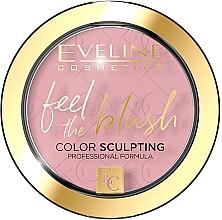 Voňavky, Parfémy, kozmetika Lícenka - Eveline Cosmetics Feel The Blush