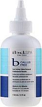 Voňavky, Parfémy, kozmetika Prostriedok na rýchle odstránenie odumretej kože a mozoľov - IBD Spa Pro Pedi B-Callus Free