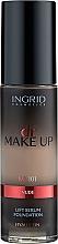 Voňavky, Parfémy, kozmetika Tonálny krém - Ingrid Cosmetics Lift Serum Foundation SPF8