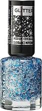 Voňavky, Parfémy, kozmetika Lak na nechty - Rimmel Glitter Medium Coverage