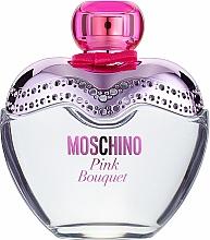Voňavky, Parfémy, kozmetika Moschino Pink Bouquet - Toaletná voda