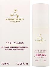 Voňavky, Parfémy, kozmetika Protistarnúce spevňujúce sérum na tvár - Aromatherapy Anti-Ageing Instant Skin Firming Serum