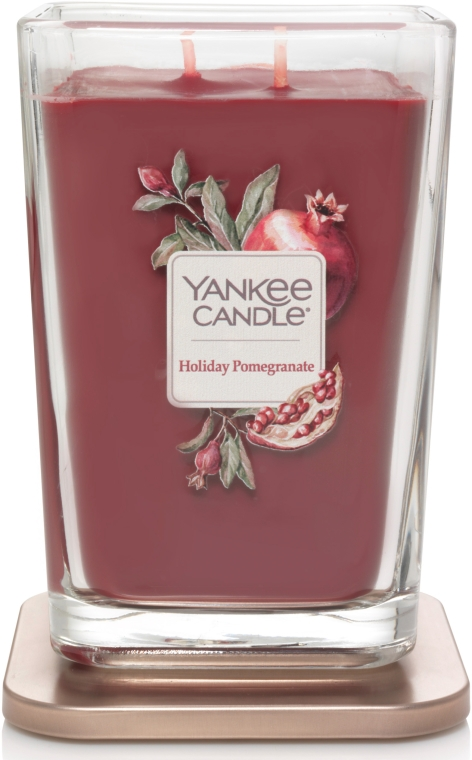Aromatická sviečka - Yankee Candle Elevation Holiday Pomegranate — Obrázky N3