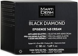 Voňavky, Parfémy, kozmetika Denný krém na tvár - MartiDerm Black Diamond Epigence 145 Cream