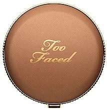 Voňavky, Parfémy, kozmetika Bronzer na tvár - Too Faced Chocolate Soleil Matte Bronzer