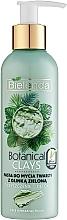 Voňavky, Parfémy, kozmetika Pasta na tvár zo zelenej hliny - Bielenda Botanical Clays Vegan Face Wash Paste Green Clay