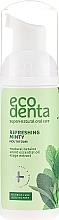 Voňavky, Parfémy, kozmetika Osviežujúca oplachovacia pena s olejom mäty a prírodným betaínom - Ecodenta Mouthwash Refreshing Oral Care Foam