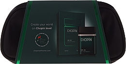 Voňavky, Parfémy, kozmetika Miraculum Chopin OP.25 - Sada (edp/100ml + bag)
