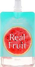 Voňavky, Parfémy, kozmetika Hydratačný a upokojujúci gél - Skin79 Real Fruit Soothing Gel Watermelon