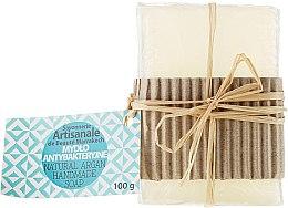 Voňavky, Parfémy, kozmetika Antibakteriálne mydlo - Beaute Marrakech Natural Argan Handmade Soap