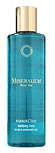 Voňavky, Parfémy, kozmetika Tonikum s matným efektom pre mastnú pleť - Minerallium Matifying Toner