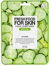 Voňavky, Parfémy, kozmetika Textilná maska na tvár Uhorka - Superfood For Skin Facial Sheet Mask Cucumber Soothing