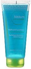 Voňavky, Parfémy, kozmetika Gél na umývanie (tuba) - Bioderma Sebium Foaming Gel