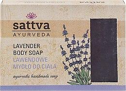 Voňavky, Parfémy, kozmetika Mydlo - Sattva Hand Made Soap Lavender