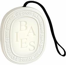 Voňavky, Parfémy, kozmetika Vôňa do domácnosti vo forme medailóna - Diptyque Baies