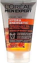 Voňavky, Parfémy, kozmetika Čistiaci gél na tvár - Loreal Paris Men Expert Hydra Energetic