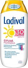 Voňavky, Parfémy, kozmetika Mlieko na ciltivú pleť s SPF ochranou - Ladival Sensitive Milk