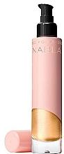 Voňavky, Parfémy, kozmetika Rozjasňovač na telo - Nabla Body Glow Sugar Babe Body Highlighter