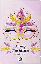 Voňavky, Parfémy, kozmetika Textilná maska na tvár - Dr Mola Among The Stars Firming Mask