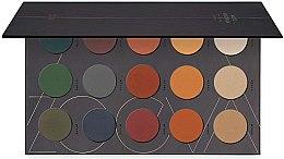 Voňavky, Parfémy, kozmetika Paleta očných tieňov - Zoeva Matte Spectrum Eyeshadow Palette