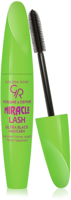 Maskara - Golden Rose Volume & Define Miracle Lash Mascara
