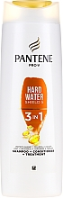 Voňavky, Parfémy, kozmetika Šampón a kondicionér na vlasy - Pantene Pro-V Hard Water Shield 5 3in1 Shampoo