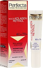 Voňavky, Parfémy, kozmetika Krém pod očí - Dax Cosmetics Perfecta Multi-Collagen Retinol Eye Cream 60+/70+