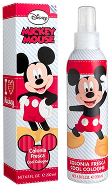 Air-Val International Disney Mickey Mouse Colonia Fresca - Parfumovaný telový sprej — Obrázky N1