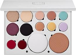 Voňavky, Parfémy, kozmetika Paleta na líčenie - Ofra Professional Mixed Palette