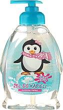 """Voňavky, Parfémy, kozmetika Detský sprchový gél """"Penguin"""" - Chlapu Chlap Bath & Shower Gel"""