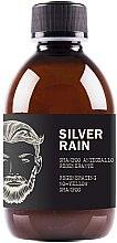 Voňavky, Parfémy, kozmetika Šampón pre neutralizáciu žltnutia - Nook Dear Beard Silver Rain Shampoo