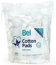Voňavky, Parfémy, kozmetika Univerzálne vatové tampóny - Bel Cotton Pads