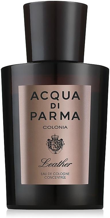 Acqua di Parma Colonia Leather Eau de Cologne Concentrée - Kolínska voda