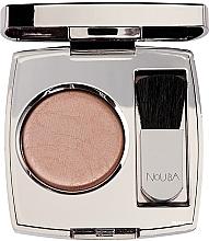 Voňavky, Parfémy, kozmetika Kompaktná lícenka - Nouba Blushow Baked Blush Silver Case