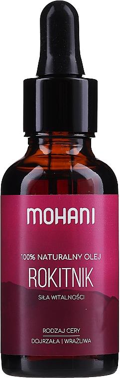 Olej rakytníkový - Mohani Precious Oils